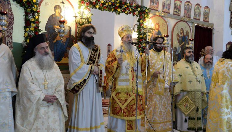 Η εορτή του Αγίου Διονυσίου του Αρεοπαγίτου στην Πάτρα (ΦΩΤΟ)