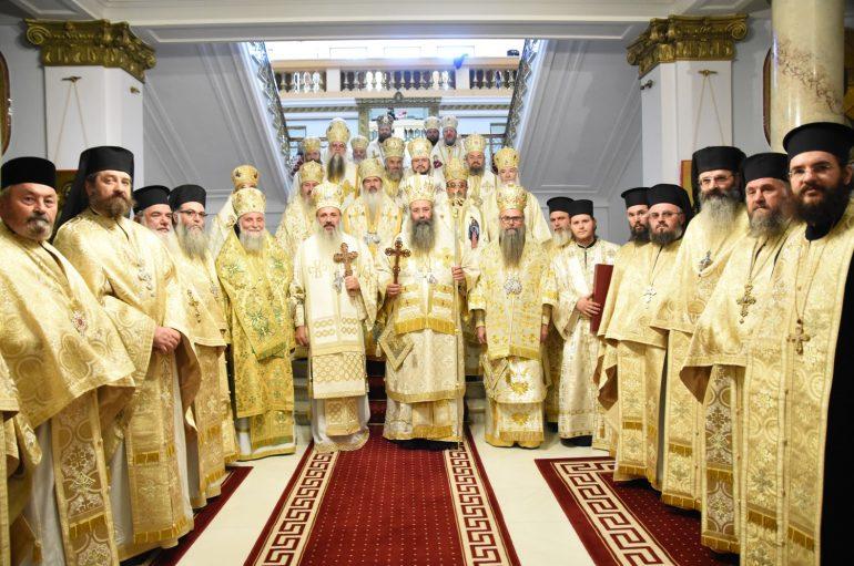 Στο Ιάσιο της Ρουμανίας τεμάχιο Λειψάνου της Αγίας Αικατερίνης (ΦΩΤΟ)