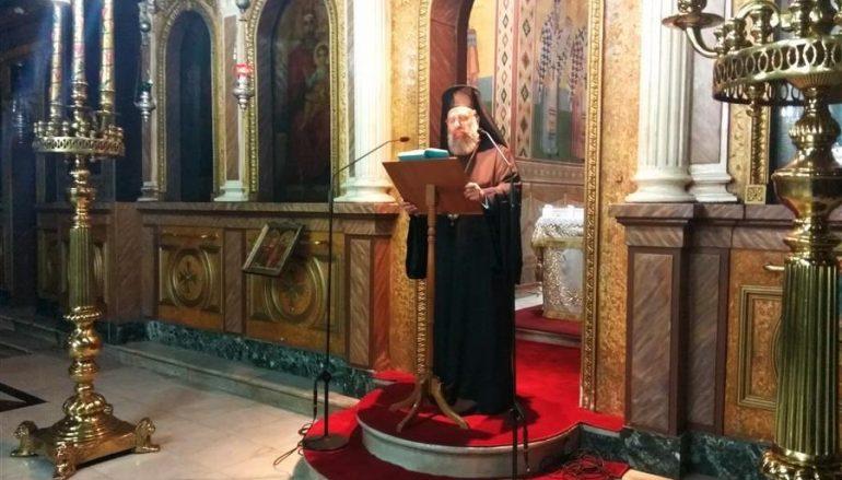 Έναρξη Εσπερινών Κηρυγμάτων στην Ι. Μ. Θεσσαλιώτιδος (ΦΩΤΟ)