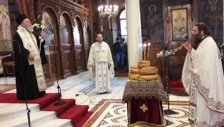 Η εορτή του Ευαγγελιστού Λουκά στην Ι. Μ. Χαλκίδος (ΦΩΤΟ)