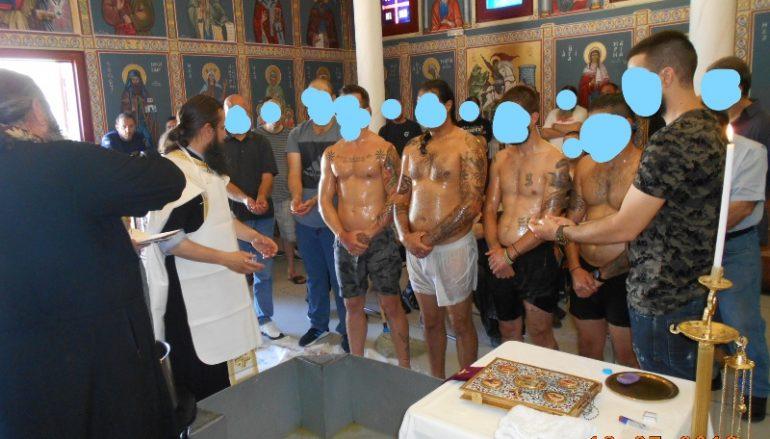 Μία Ποιμαντική των Φυλακών για κρατουμένους αλλά και για φρουρούς (ΦΩΤΟ)