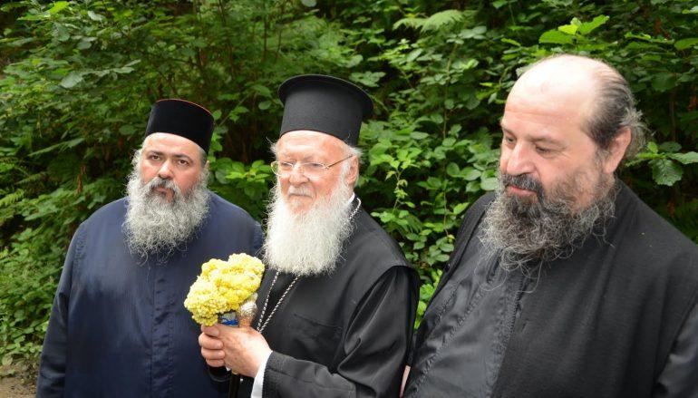 Ο Οικ. Πατριάρχης στην Παναγία Σουμελά και σε άλλα προσκυνήματα του Πόντου
