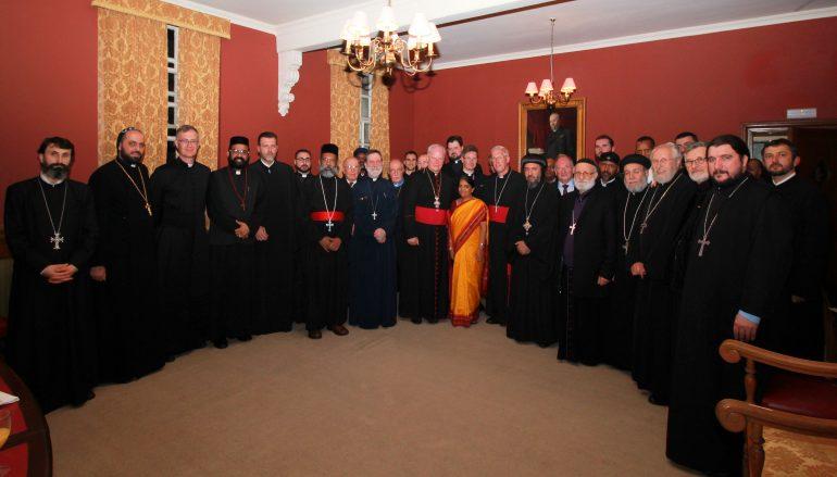 Δεξίωση για Ορθόδοξους Κληρικούς στο Λονδίνο (ΦΩΤΟ)