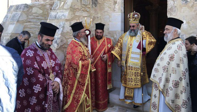 Η εορτή του Αγίου Δημητρίου στην Ι. Μητρόπολη Ρεθύμνης (ΦΩΤΟ)