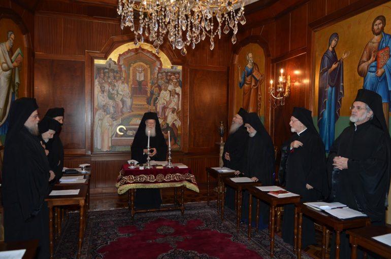 Το Ανακοινωθέν του Οικουμενικού Πατριαρχείου για το Ουκρανικό