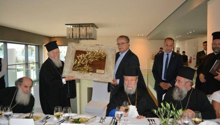 """Οικ. Πατριάρχης: """"Η Κρήτη δεν ανήκει αλλά είναι το Οικουμενικό Πατριαρχείο"""""""