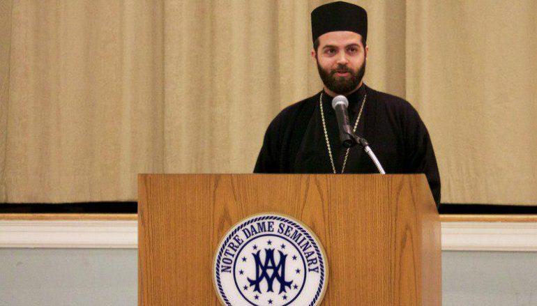 Επίσκοπος Μελιτηνής εξελέγη ο Αρχιμ. Μάξιμος Παφίλης