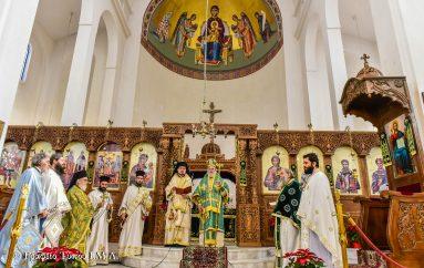 Η Θεομητορική Εορτή των Εισοδίων της Παναγίας στην Ι. Μ. Λαγκαδά (ΦΩΤΟ)