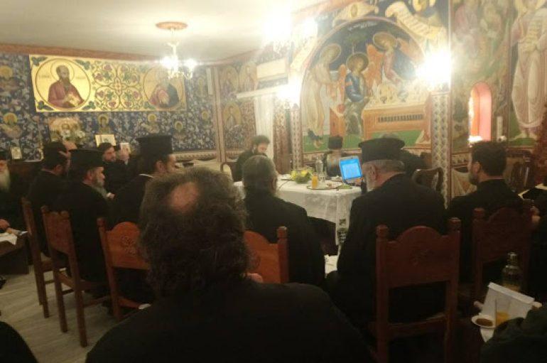 Ψήφισμα κληρικών της Ι. Μ. Γλυφάδας για την Συμφωνία Ιερωνύμου – Τσίπρα