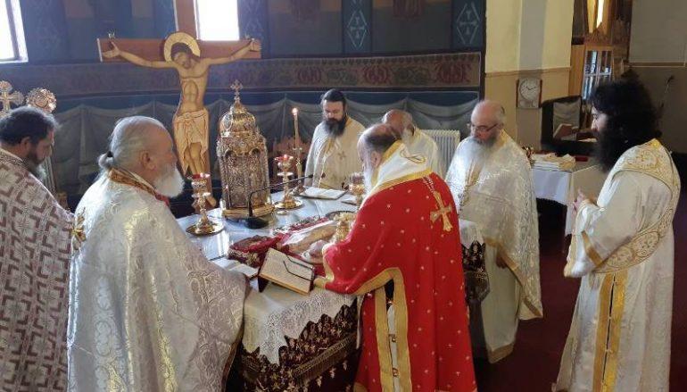 Η εορτή της Αγίας Παρθενομάρτυρος Ελένης της εκ Σινώπης στα Γρεβενά (ΦΩΤΟ)