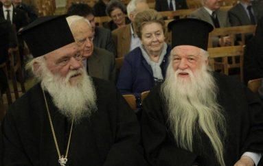"""Καλαβρύτων: """"Δεν ανέφερα ποτέ περί παραίτησης του Αρχιεπισκόπου Ιερωνύμου"""""""