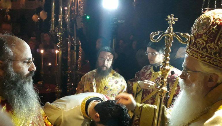 Νέος Πρεσβύτερος στην Ιερά Μητρόπολη Δημητριάδος (ΦΩΤΟ)