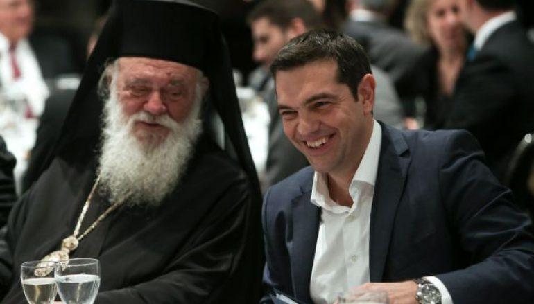 """Αρχιεπίσκοπος: """"Ο Τσίπρας μέσα από τη σχέση μαζί μου γίνεται ένας σύγχρονος Σαούλ"""""""