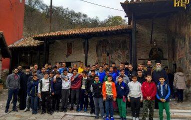 Προσκυνηματική Εκδρομή του Ανωτέρου Κατηχητικού Άρτης στην Καστοριά