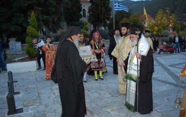 Η Ξάνθη υποδέχθηκε τον Πολιούχο της Άγιο Ιωάννη τον Πρόδρομο (ΦΩΤΟ)