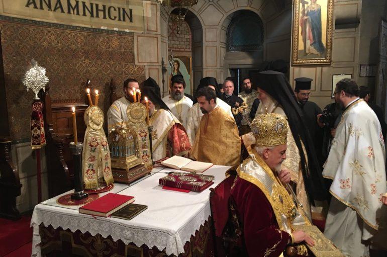 Χειροτονήθηκε ο Επίσκοπος Μελιτηνής Μάξιμος (ΦΩΤΟ)