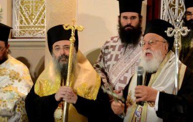 """Μαντινείας Αλέξανδρος: """"Έστησαν παγίδα στον Αρχιεπίσκοπο"""" (ΒΙΝΤΕΟ)"""