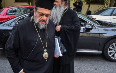 Ο Μητροπολίτης Μεσσηνίας αμετακίνητος για το προσύμφωνο Τσίπρα – Ιερωνύμου