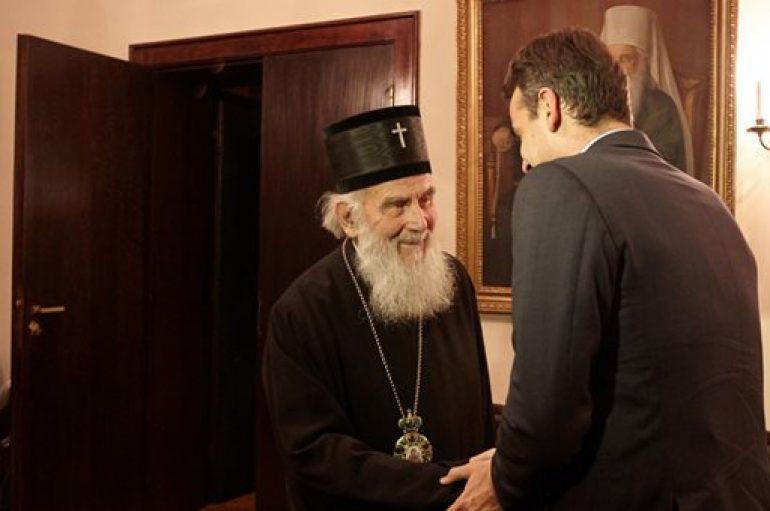 Ο Πατριάρχης Σερβίας ζητά Πανορθόδοξη Σύνοδο για το Ουκρανικό