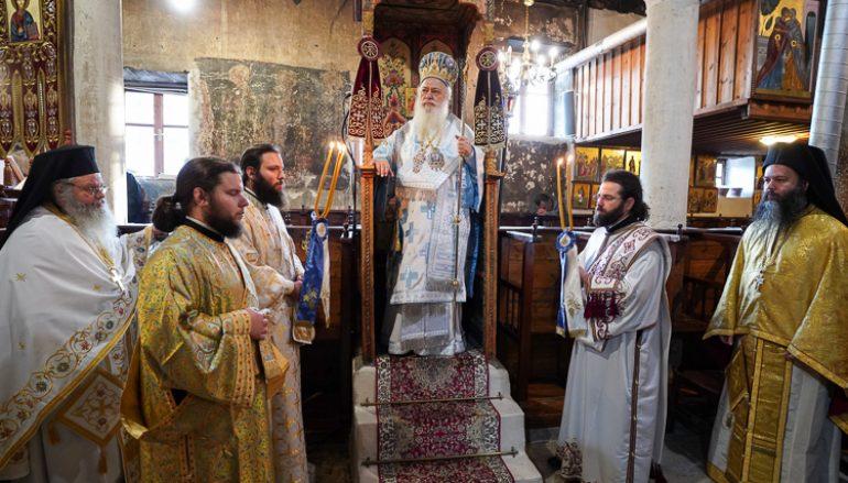 Η εορτή του Αγίου Ιωάννου του Ελεήμονος στην Ι. Μ. Βεροίας (ΦΩΤΟ)