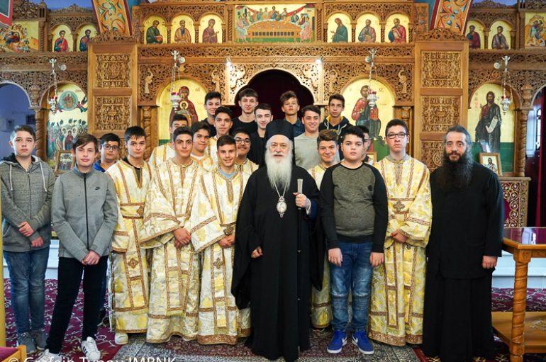 Πανηγύρισε ο Ιερός Ναός Αγίου Νεκταρίου Βεροίας (ΦΩΤΟ)