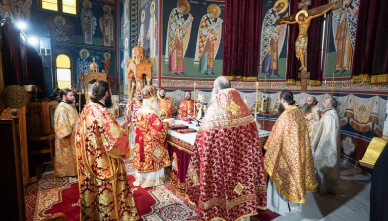 Πανηγύρισε ο Ιερός Ναός του Αγίου Μηνά Ναούσης (ΦΩΤΟ)