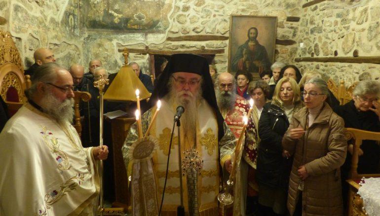 Τους Αγίους Αλύπιο και Στυλιανό τίμησε η Καστοριά (ΦΩΤΟ)