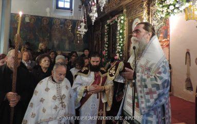 Πανηγύρισε το Μοναστήρι Αγίας Αικατερίνης Καταρράκτου Άρτης (ΦΩΤΟ)