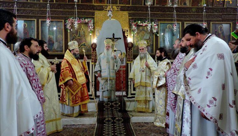 Η Ἀρτα πανηγύρισε τον Άγιο Δαμασκηνό τον Στουδίτη (ΦΩΤΟ)