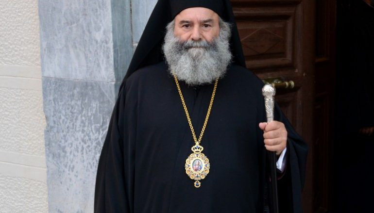 """Μάνης: """"Οι κληρικοί ως θρησκευτικοί λειτουργοί πρέπει να μισθοδοτούνται από το κράτος"""""""