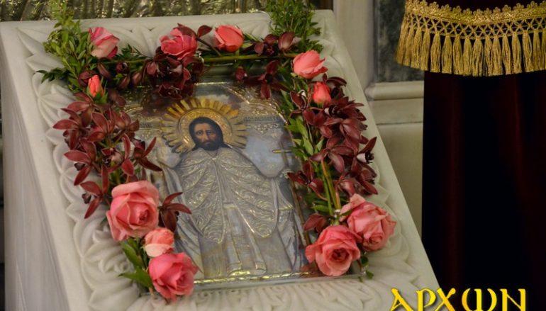 Λόγος του Μητροπολίτη Μάνης για τον Όσιο Νίκωνα τον «Μετανοείτε»