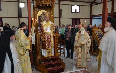 Με λαμπρότητα εόρτασε ο Ιερός Ναός Αγίας Αικατερίνης Καλαμάτας (ΦΩΤΟ)