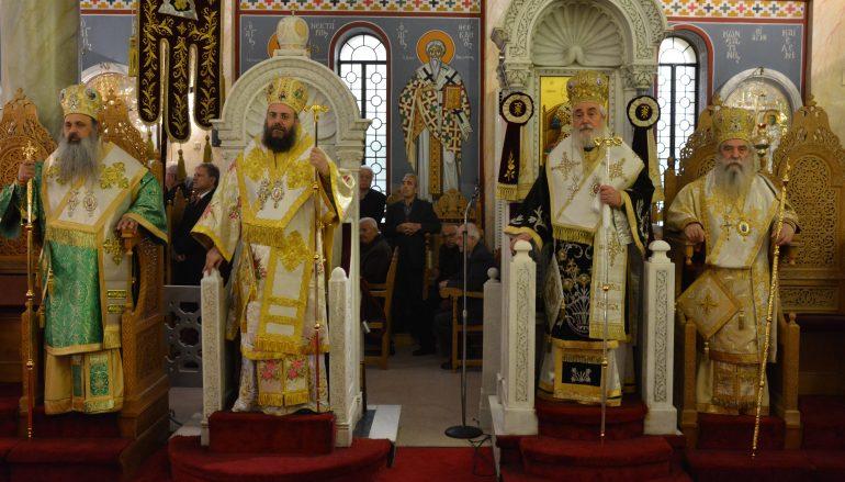 Η Σπάρτη εόρτασε τον Πολιούχο της Άγιο Νίκωνα (ΦΩΤΟ)