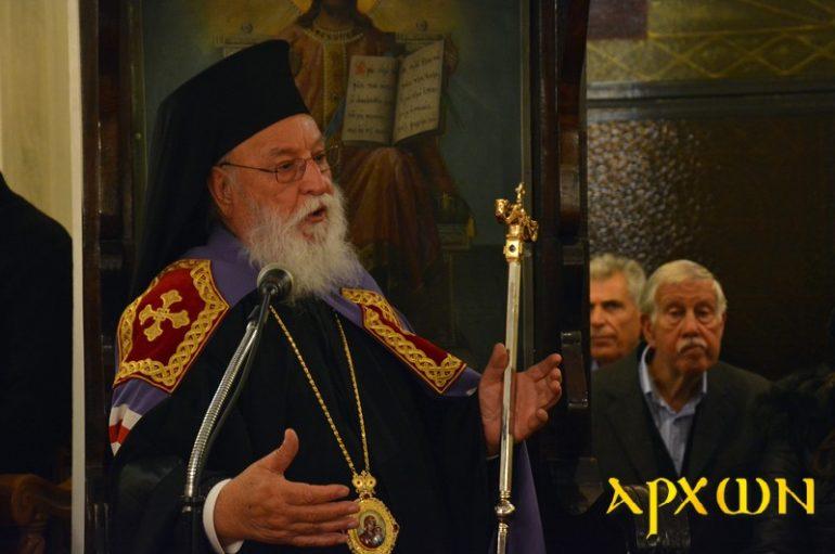 """Μητροπολίτης Μαντινείας: """"Θέλουν να ευτελίσουν την Εκκλησία"""" (ΒΙΝΤΕΟ)"""