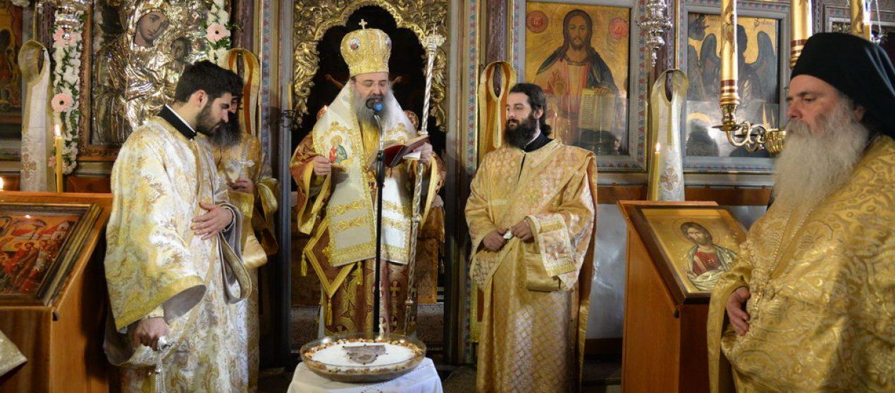 Πανηγύρισε η ιστορική Ιερά Μονή Ομπλού Πατρών (ΦΩΤΟ)