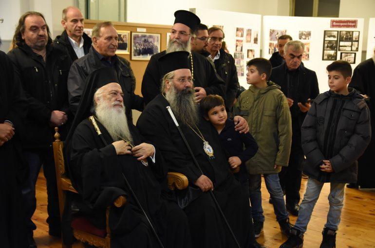 Εγκαίνια Έκθεσης φωτογραφίας της Ιεράς Μητροπόλεως Κίτρους (ΦΩΤΟ)
