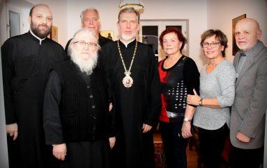 Αφιέρωμα στον π. Ευσέβιο Βίττη στην Ι. Μ. Σουηδίας (ΦΩΤΟ)