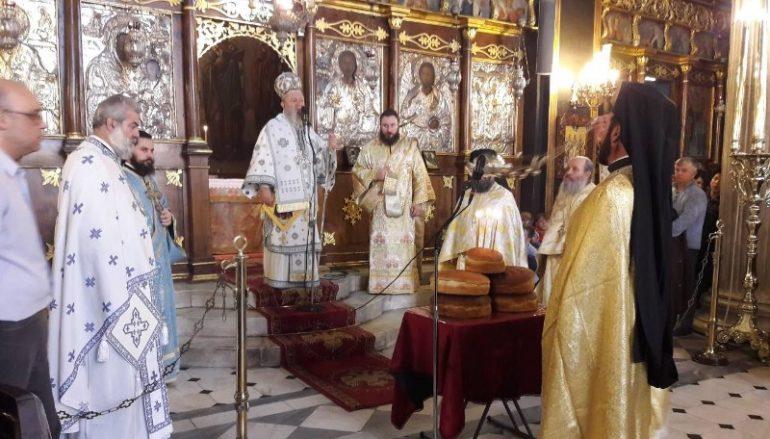 Η εορτή των Εισοδίων της Θεοτόκου στην Ι. Μ. Χαλκίδος (ΦΩΤΟ)