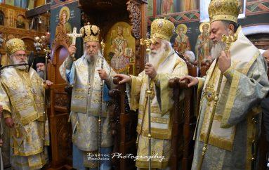 Με λαμπρότητα εορτάσθηκε η μνήμη του Οσίου Ιακώβου του εν Ευβοία (ΦΩΤΟ)