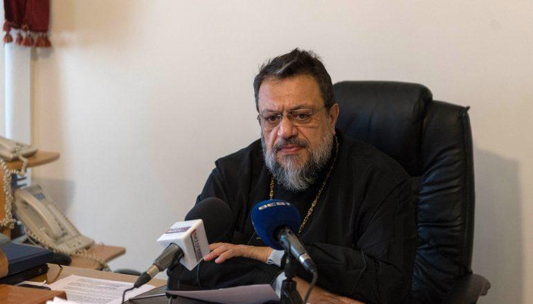 """Μεσσηνίας: """"Είναι ανάγκη η Ιερά Σύνοδος να συνομιλήσει με τους κληρικούς"""""""