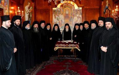 Αντιπροσωπεία του Οικουμενικού Πατριαρχείου στην Αθήνα