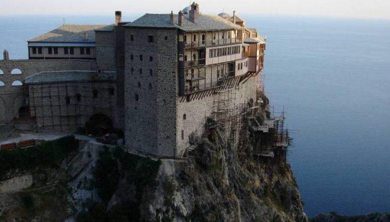 Επιχορήγηση 1.240.000 ευρώ στις μονές του Αγίου Όρους