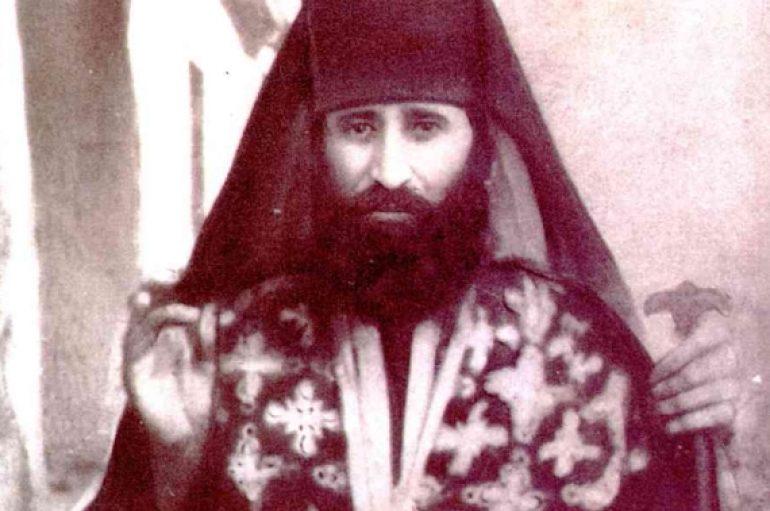 Ο Όσιος Γεώργιος ο Καρσλίδης