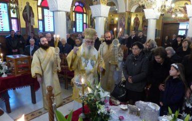 Η Καστοριά τίμησε τους Αγίους της (ΦΩΤΟ)