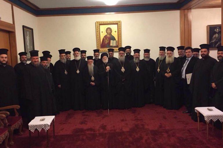 Το Ανακοινωθέν της Εκκλησίας της Κρήτης για τη συμφωνία Ιερωνύμου – Τσίπρα