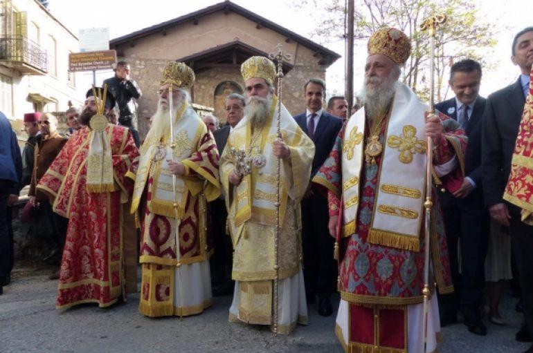 Λαμπρός ο εορτασμός των Ελευθερίων της Καστοριάς (ΦΩΤΟ)