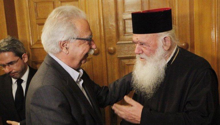 """Γαβρόγλου: """"Η Κυβέρνηση θα νομοθετήσει για την μισθοδοσία του κλήρου"""""""