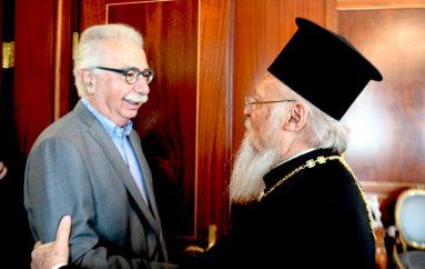 Στο Οικουμενικό Πατριαρχείο θα μεταβεί ο Γαβρόγλου