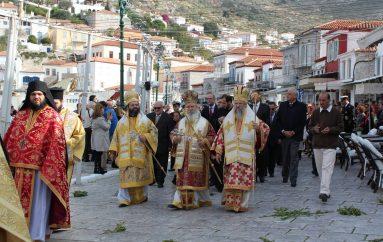 Η Ύδρα εόρτασε τον Πολιούχο της Άγιο Νεομάρτυρα Κωνσταντίνο (ΦΩΤΟ)