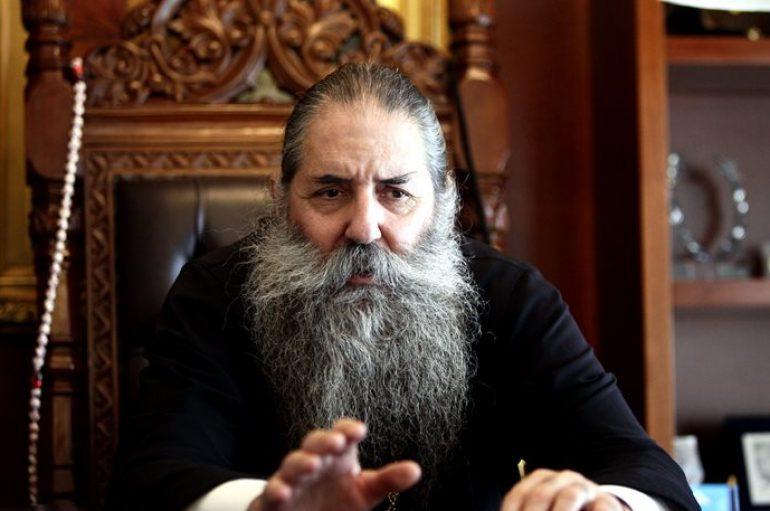 """Πειραιώς Σεραφείμ: """"Θεωρώ πως δεν θα περάσει από την Ιεραρχία η συμφωνία"""""""